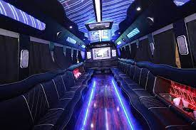Book Party Bus In Online – 5 Things You Need To Know!